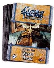 Game of Thrones Draft Collection - 4 Packs!