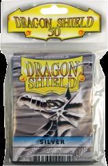 Standard Sleeves - Silver (50)