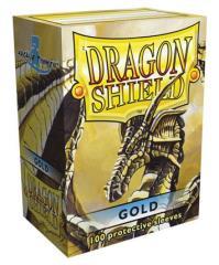 Standard Sleeves - Gold (10 Packs of 100)