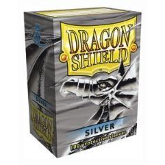 Standard Sleeves - Silver (100)