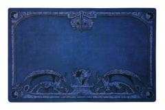 Dragon Shield Blue Playmat