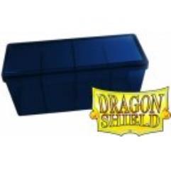 Four Compartment Box - Blue