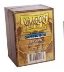 Gaming Box - Brown