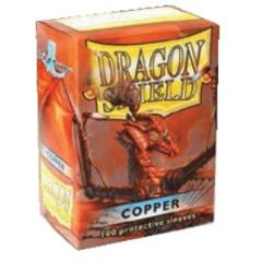 Standard Sleeves - Copper (100)