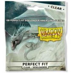 Perfect Fit Side-Loading Sleeves - Clear (100)