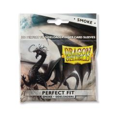 Perfect Fit Side-Loading Sleeves - Smoke (100)