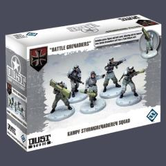 Kampf Sturmgrenadieren Squad - Battle Grenadiers