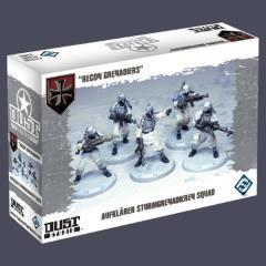 Aufklarer Sturmgrenadieren Squad - Recon Grenadiers