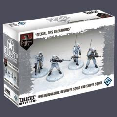 Sturmgrenadiere Observer Squad & Sniper Squad - Special Ops Grenadiers (1st Printing)