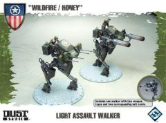 Light Assault Walker - Wildfire/Honey