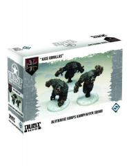 Blutkreuz Korps Kampfaffen Squad - Axis Gorillas