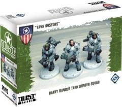 Heavy Ranger Tank Hunter Squad - Tank Busters