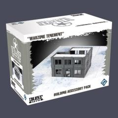 Warzone Tenement - Building Accessory Pack