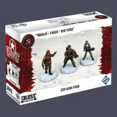 SSU Hero Pack - Nikolai/Yakov/Red Yana