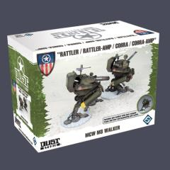 MCW M3 Walker - Rattler/Rattler-Amp/Cobra/Cobra-Amp