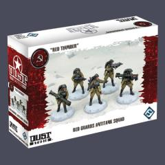 Red Guards Anti-Tank Squad - Red Thunder