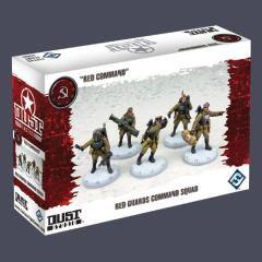 Red Guards Command Squad - Red Command