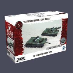 IS-48 Super Heavy Tank - Lavrentiy Beria/Karl Marx