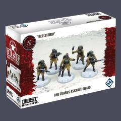 Red Guard Assault Squad - Red Storm