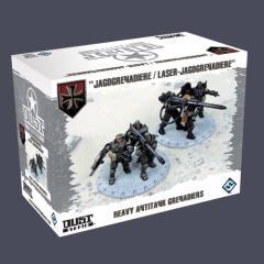 Heavy Antitank Grenadiers - Jagdgrenadiere/Laser-Jagdgrenadiere