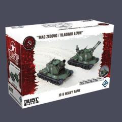 IS-5 Heavy Tank - Mao Zedong/Vladimir Lenin