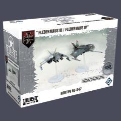 Horten HO-347 - Fledermaus III/Fledermaus IV