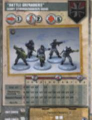 Stormtroopers - Battle Grenadiers, Cerberus Pattern (Premium Edition)