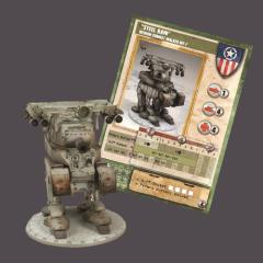 Medium Assault Walker - Steel Rain, Zverograd Pattern (Premium Edition)