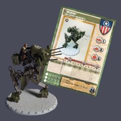 Light Assault Walker - Wildfire (Premium Edition, Babylon Pattern)