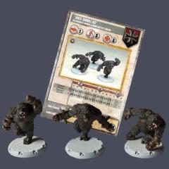 Blutkreuz Korps Kampfaffen Squad - Axis Gorillas (Premium Edition)