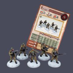 SSU Battle Squad - Frontoviki, Zverograd Pattern (Premium Edition)