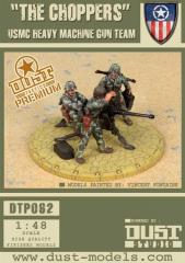 USMC Heavy Machine Gun Team - The Choppers, Babylon Pattern (Premium Edition)
