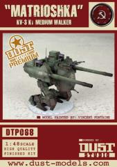 KV-3 Ki Medium Walker - Matrioshka, Zverograd Pattern (Premium Edition)