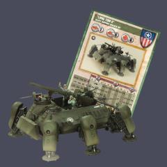 Heavy Support Walker M7 - Long Tom II, Cerberus Pattern (Premium Edition)