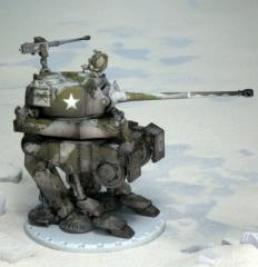 Medium Assault Walker - Pounder (Premium Edition)