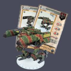 Schwer Panzer Kampflaufer III-A - Wotan/Wotan-Ar, Zverograd Pattern (Premium Edition)