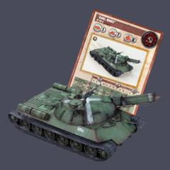 IS-48 A Super Heavy Tank - Karl Marx, Zverograd Pattern (Premium Edition)