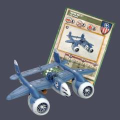 P-48C - Diving Dottie (Premium Edition)