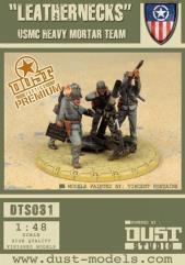 USMC Heavy Mortar Team - Leathernecks, Babylon Pattern (Premium Edition)