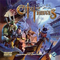 Cadwallon - City of Thieves (Revised Edition)