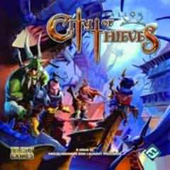 Cadwallon - City of Thieves (1st Edition)