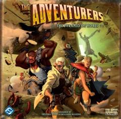 Adventurers, The - The Pyramid of Horus