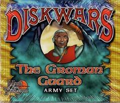 Moon Over Thelgrim - The Groman Guard