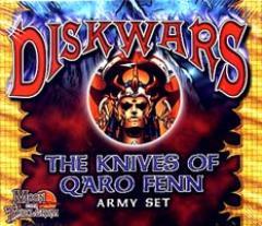 Moon Over Thelgrim - Knives of Q'aro Fenn Army Set