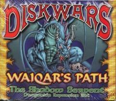 Waiqar's Path - The Shadow Serpent