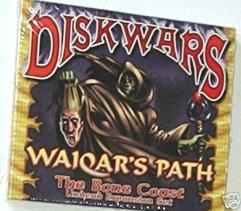 Waiqar's Path - The Bone Coast
