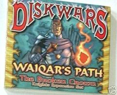 Waiqar's Path - The Broken Crown
