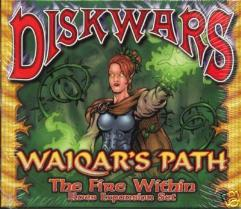 Waiqar's Path - The Fire Within