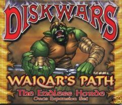 Waiqar's Path - The Endless Horde