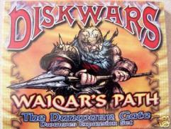 Waiqar's Path - The Dunwarr Gate